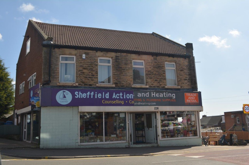 Six Bedroom Commercial Property for sale in , Sheffield, S1