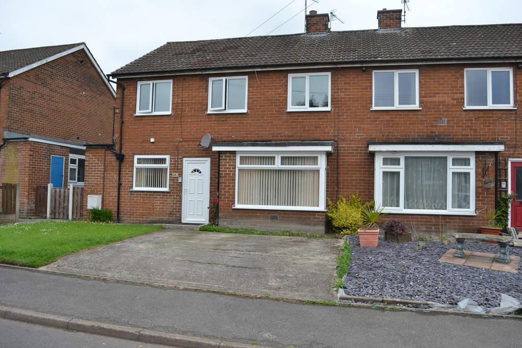 Two Bed Ground Floor Maisonette for sale in Thurcroft, Rotherham, S6