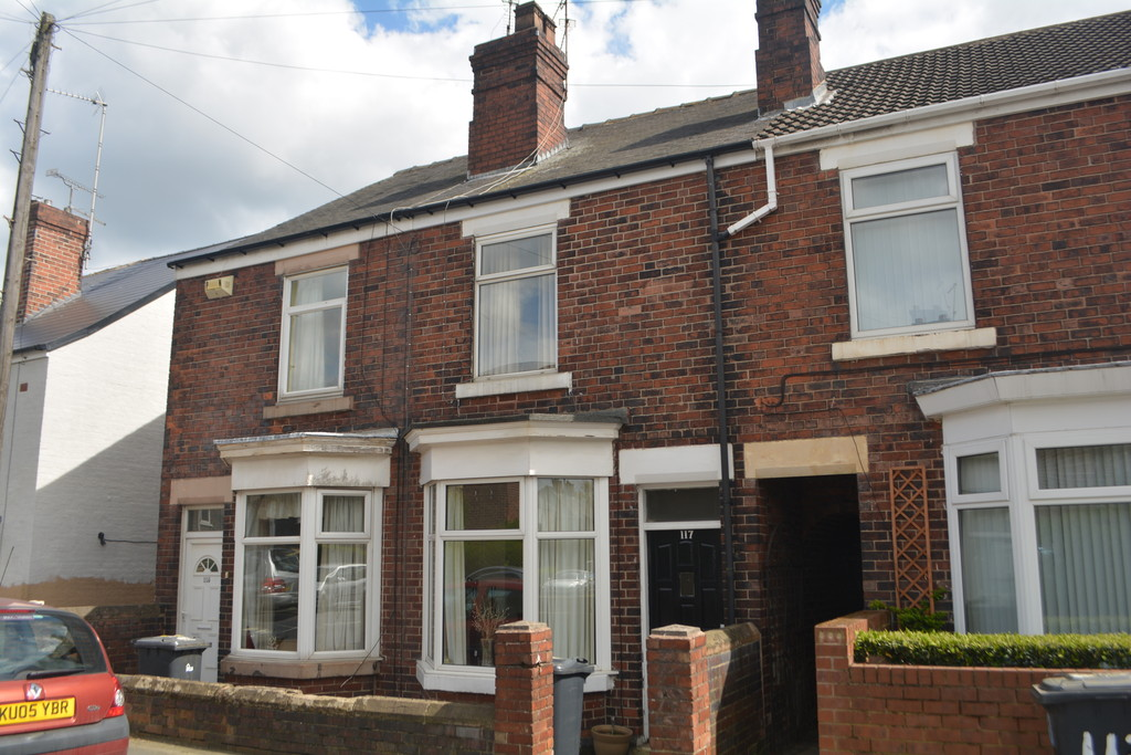 Two Bedroom Terrace for rent in , Rotherham, S6