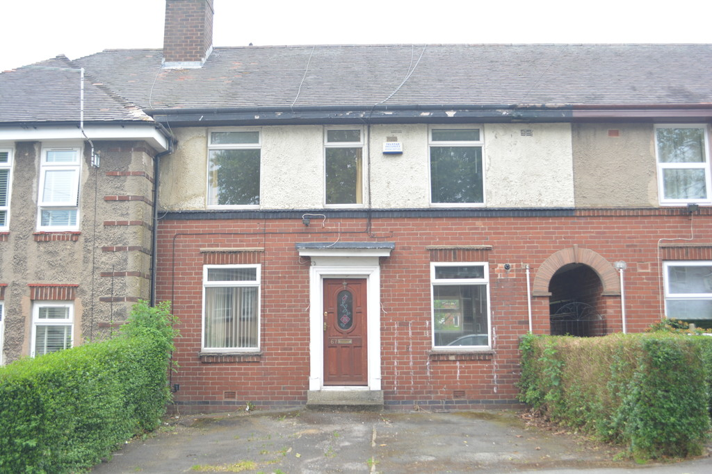 Three Bedrooms for sale in Shiregreen, Sheffield, S5