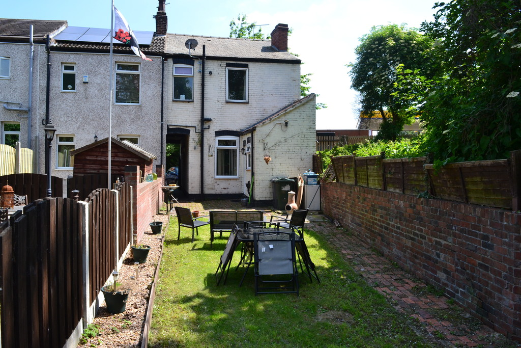 Two Bed End Terraced for sale in , Rotherham, S6