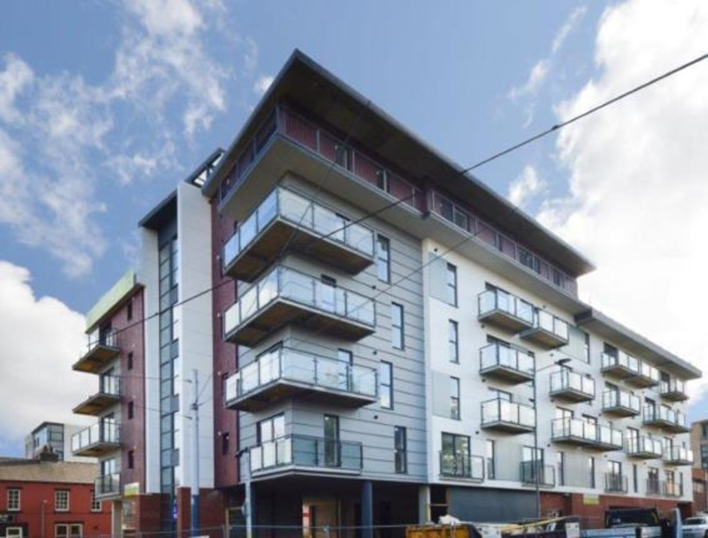 One Bedroom Modern Apartment for sale in Sheffield, , S3