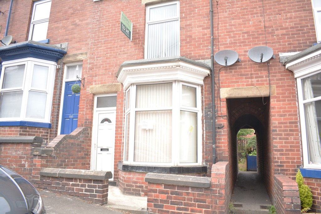 Four Bedroom Property for rent in , Sheffield, S1