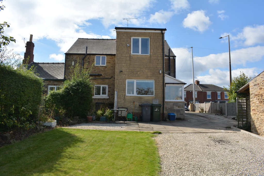 Two Bedroom Semi Detached Cottage for sale in Thorpe Hesley, Rotherham, S6