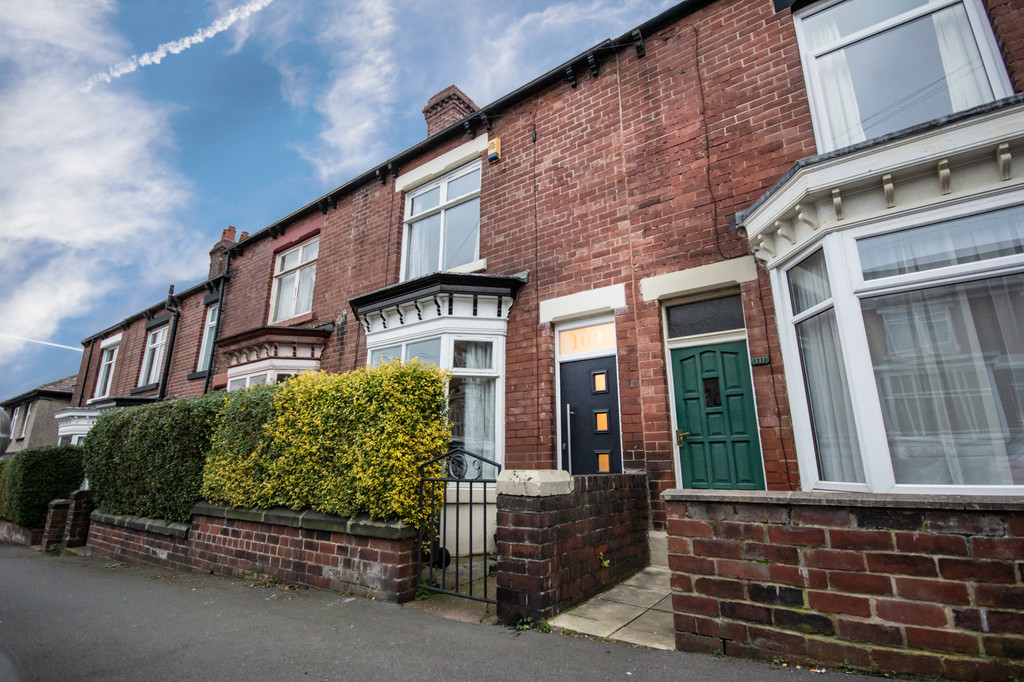 Three Bedroom Period Terrace for sale in , Sheffield, S1