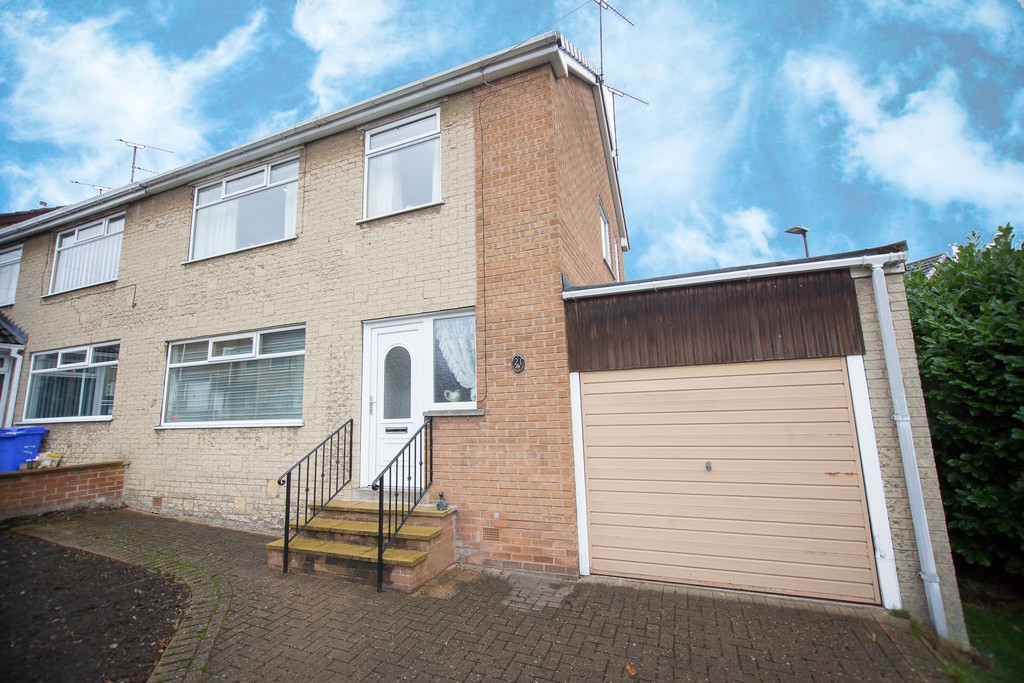 Three Bedroom Semi for sale in Ecclesfield, Sheffield, S3