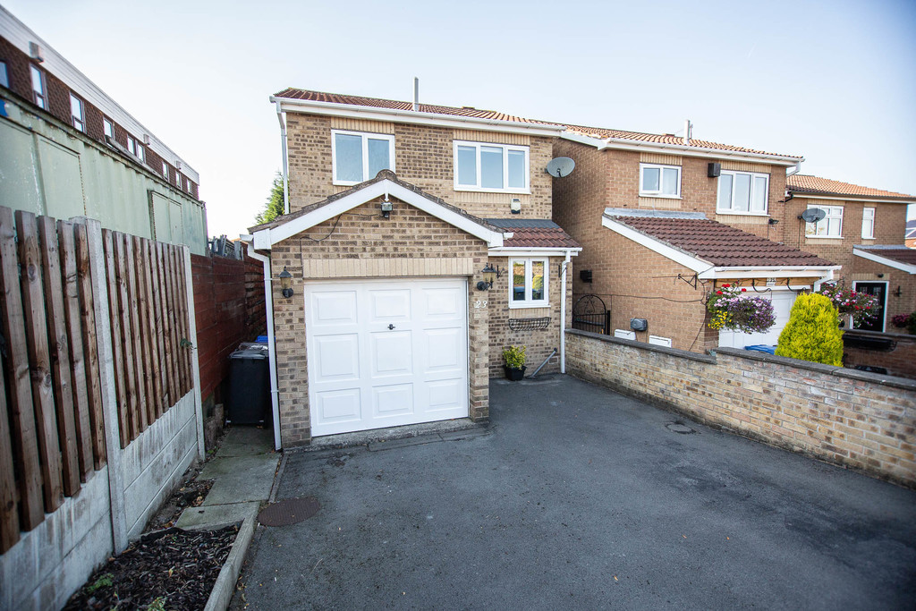 Three Bed Detached House for sale in High Green, Sheffield, S3
