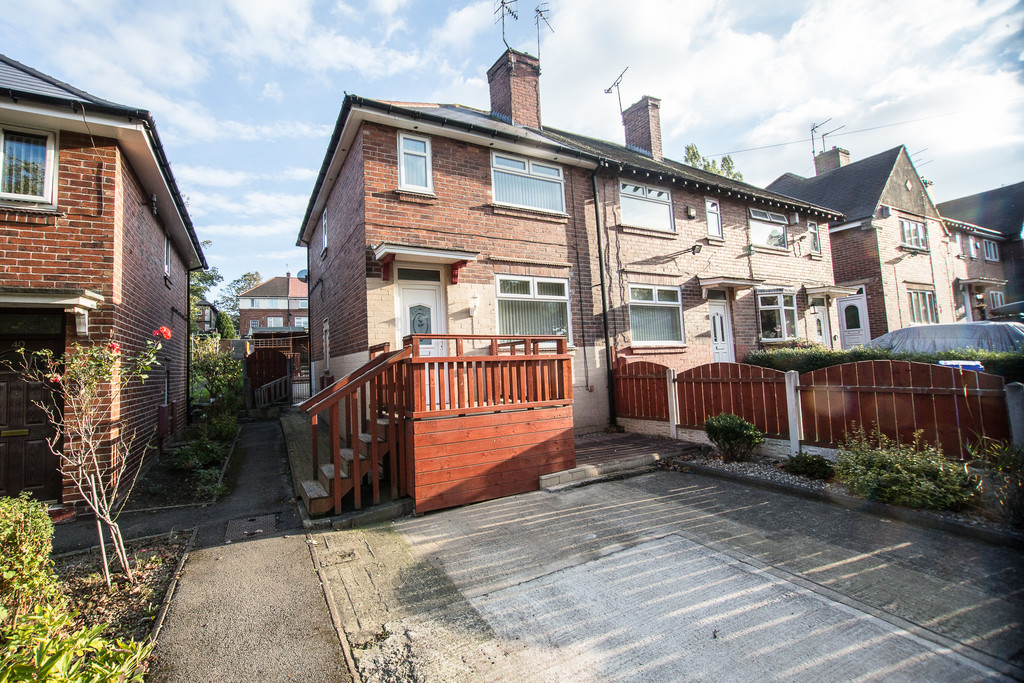 Two Bedroom End Terrace for sale in , Sheffield, S5