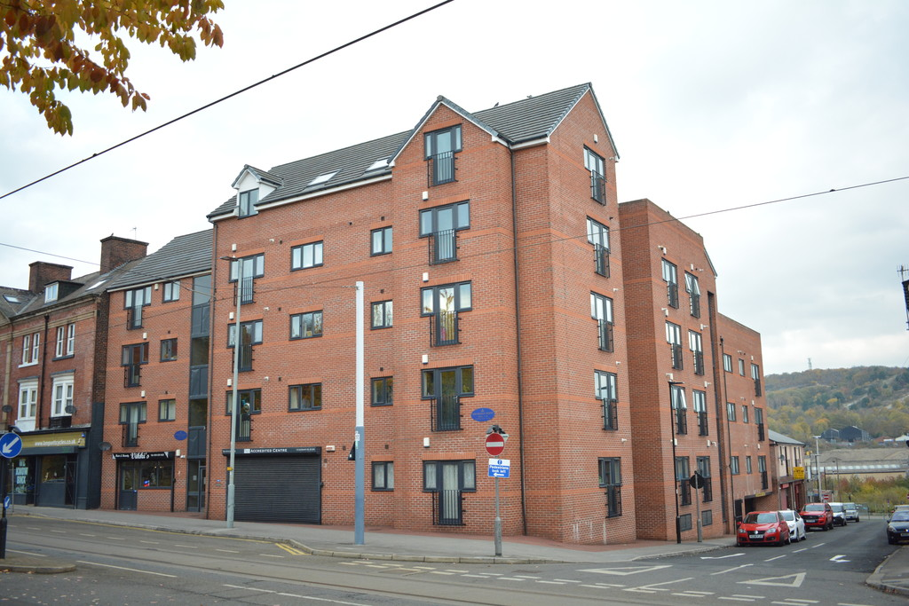 One Bedroom Apartment for sale in , Sheffield, S6