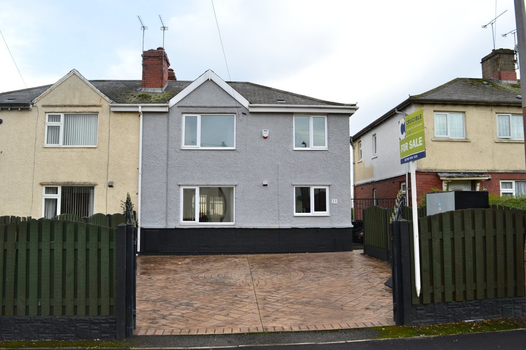 Three Bedroom Semi Detached for sale in Brinsworth, Rotherham, S6
