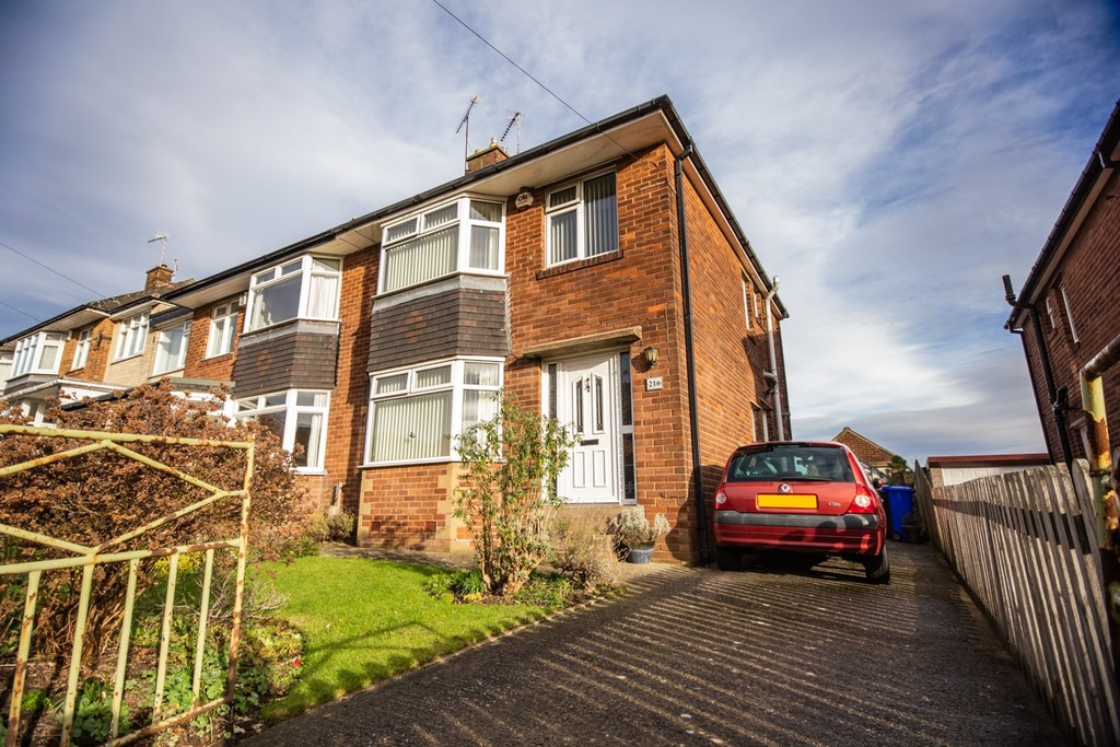 Three Bedroom Bay Windowed Semi for sale in , Sheffield, S1