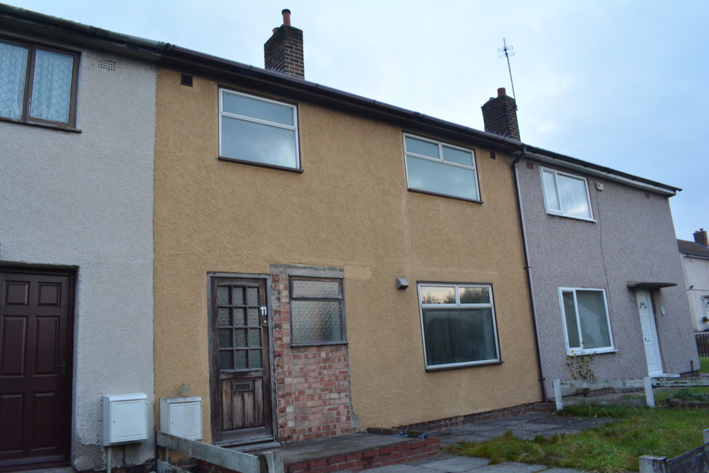 Three Bedrooms for sale in Bolsover, Chesterfield, S4