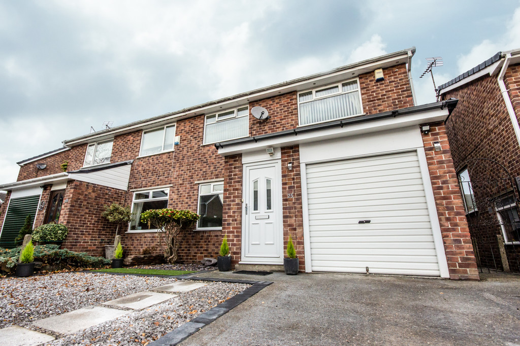 Three Bed Family Home for sale in Burncross, Sheffield, S3