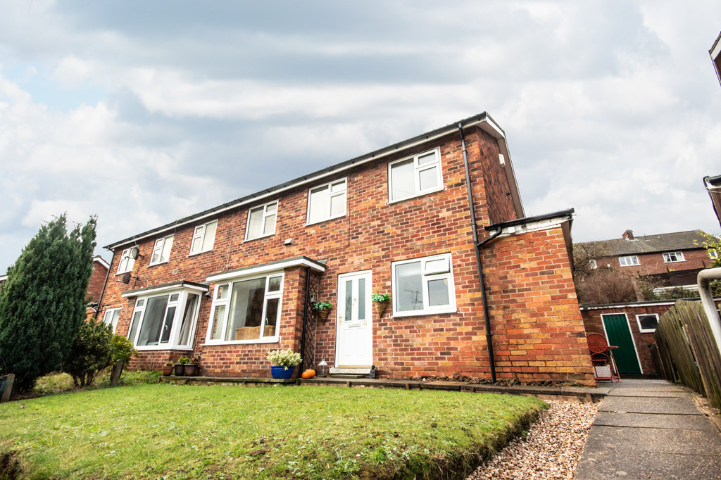 two Bedroom Ground Floor maisonette for sale in Whiston, Rotherham, S6