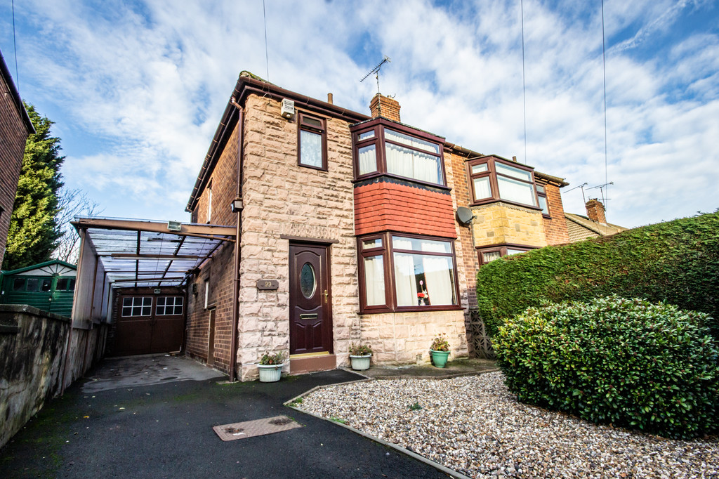 Three Bedroom Semi for sale in , Sheffield, S4