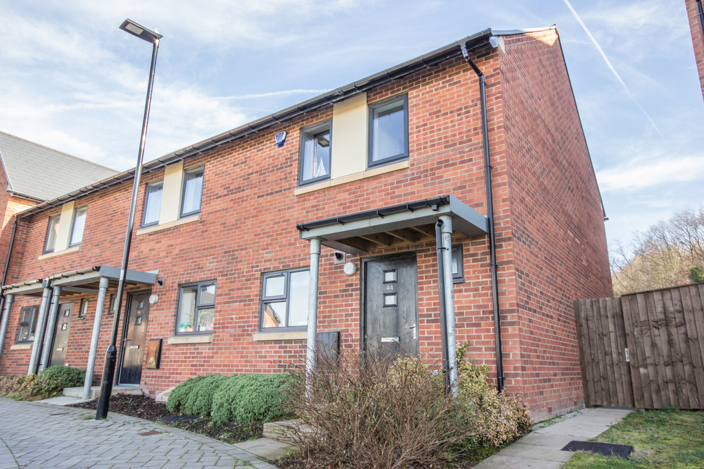 Three Bedroom End Townhouse for sale in , Sheffield, S5