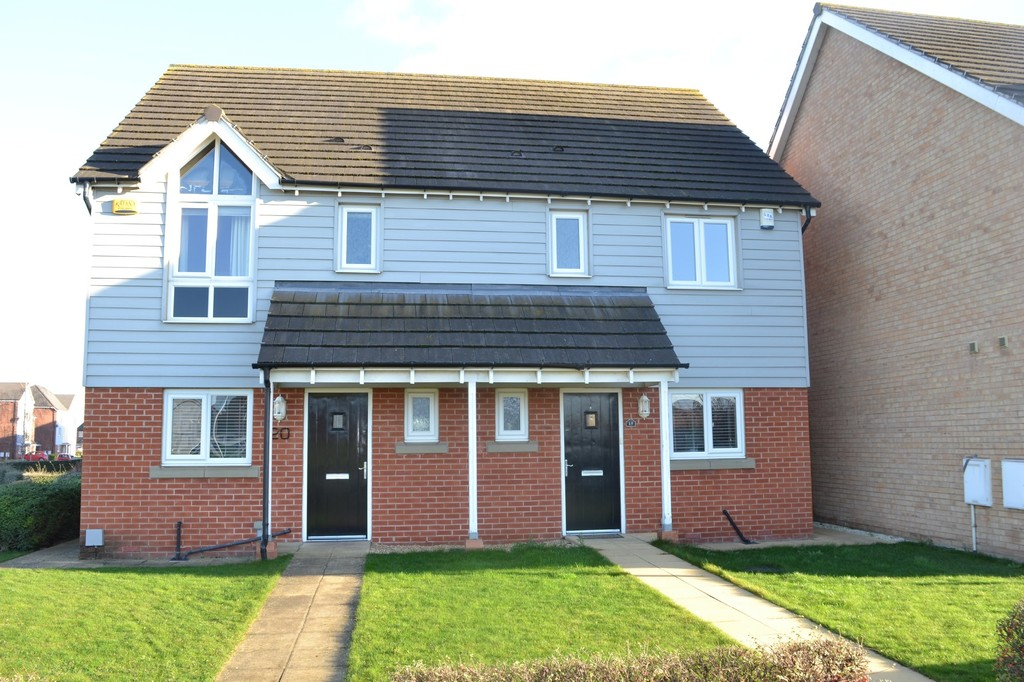 Two Bedroom Semi Detached for sale in Wath-upon-Dearne, Rotherham, S6