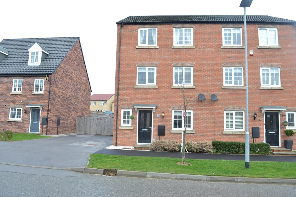 Superb Four Bed Town House for sale in , Rawmarsh, S6