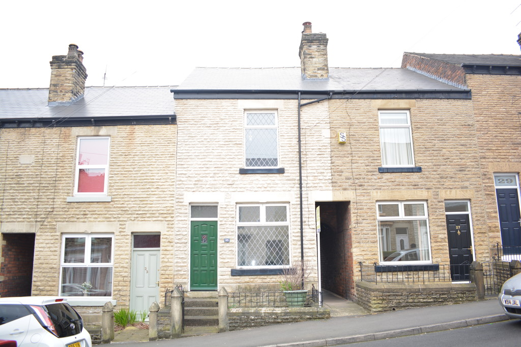 Three Bedroom Mid Terrace for sale in , Sheffield, S6