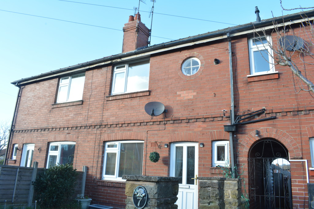 Two Bed Terrace for sale in Wickersley, Rotherham, S6