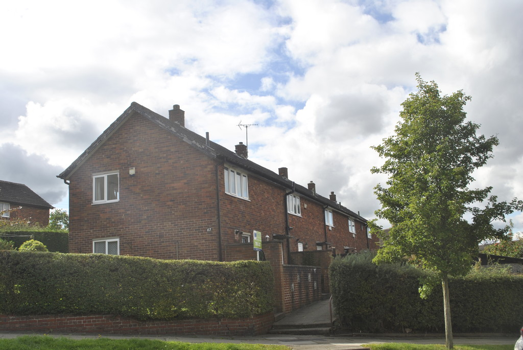 Two Bedroom End Townhouse for sale in , Sheffield, S1