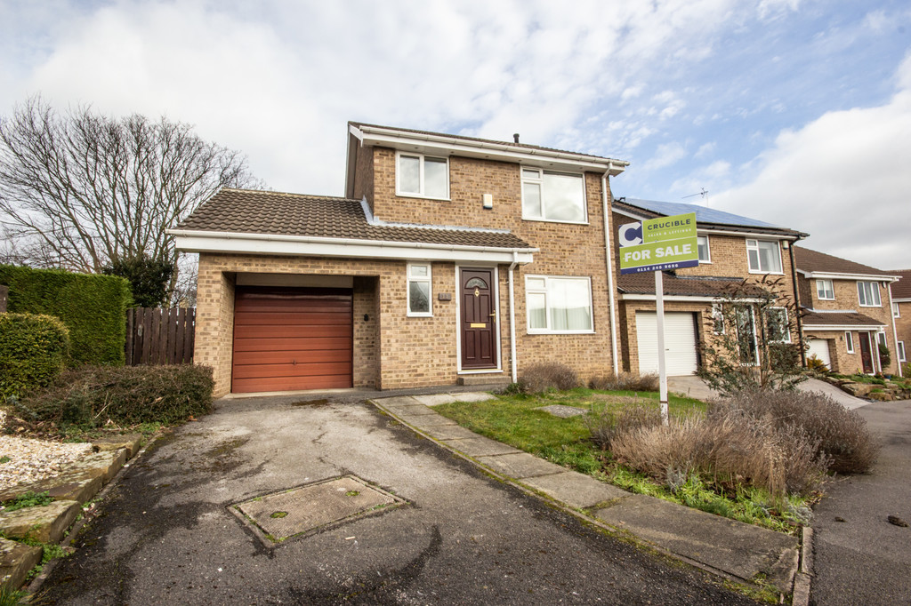Detached House for sale in Chapeltown, Sheffield, S3
