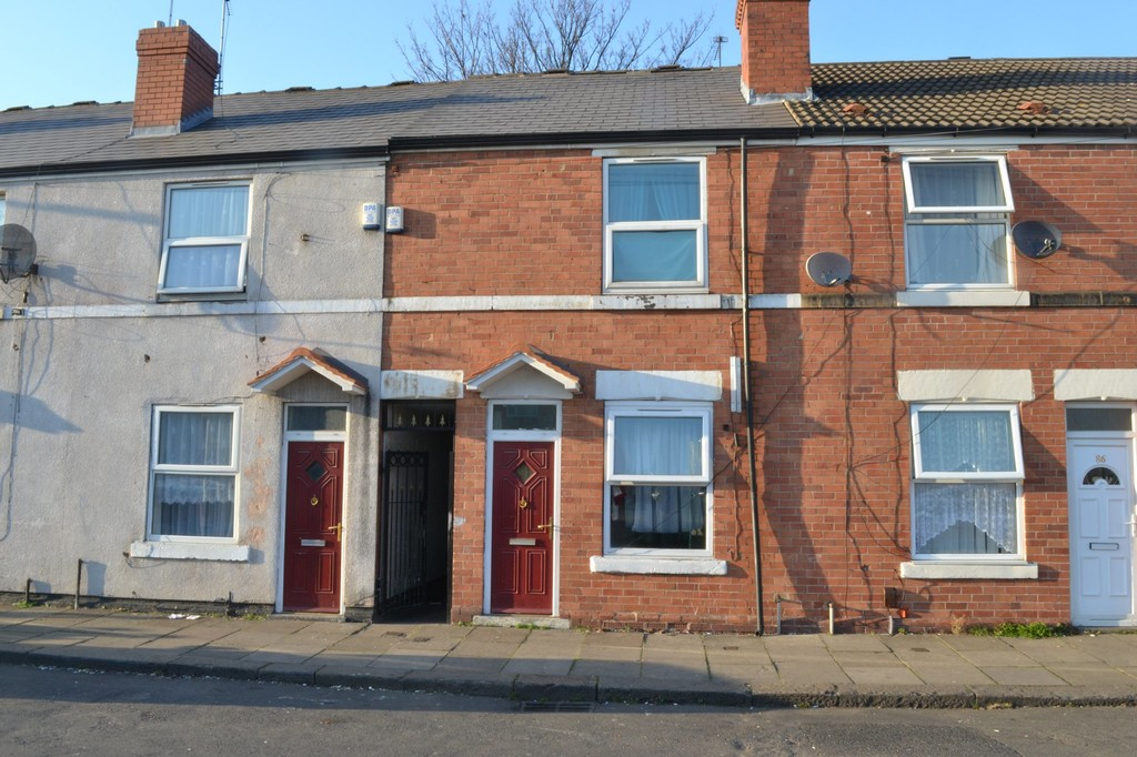 Two Bedroom Terraced House for sale in , Rotherham, S6