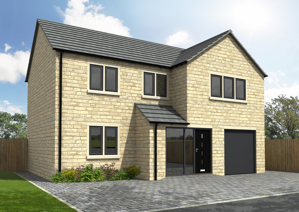 Bespoke Development  for sale in Thrybergh, Rotherham, S6