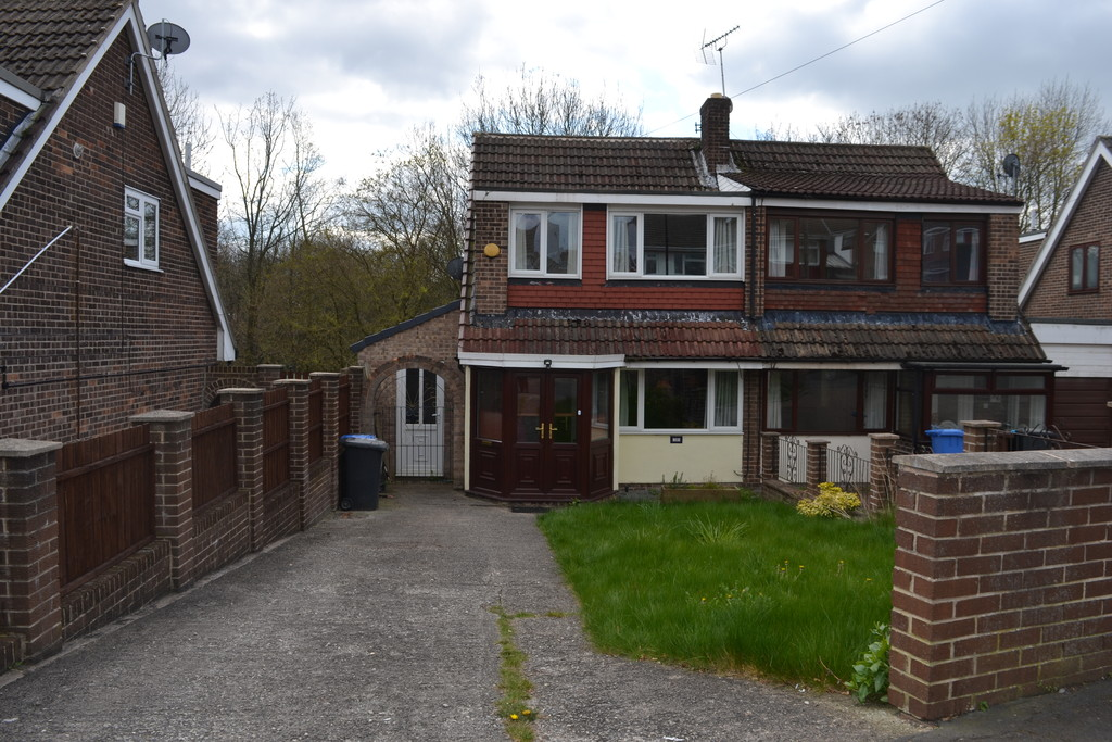 Extended Semi Detached  for sale in High Green, Sheffield, S3