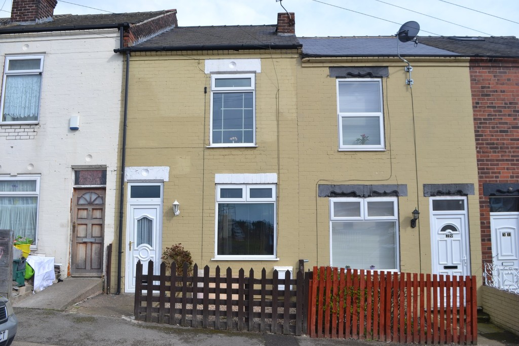 Two Bedroom Mid Terraced House for sale in Goldthorpe, Rotherham, S6