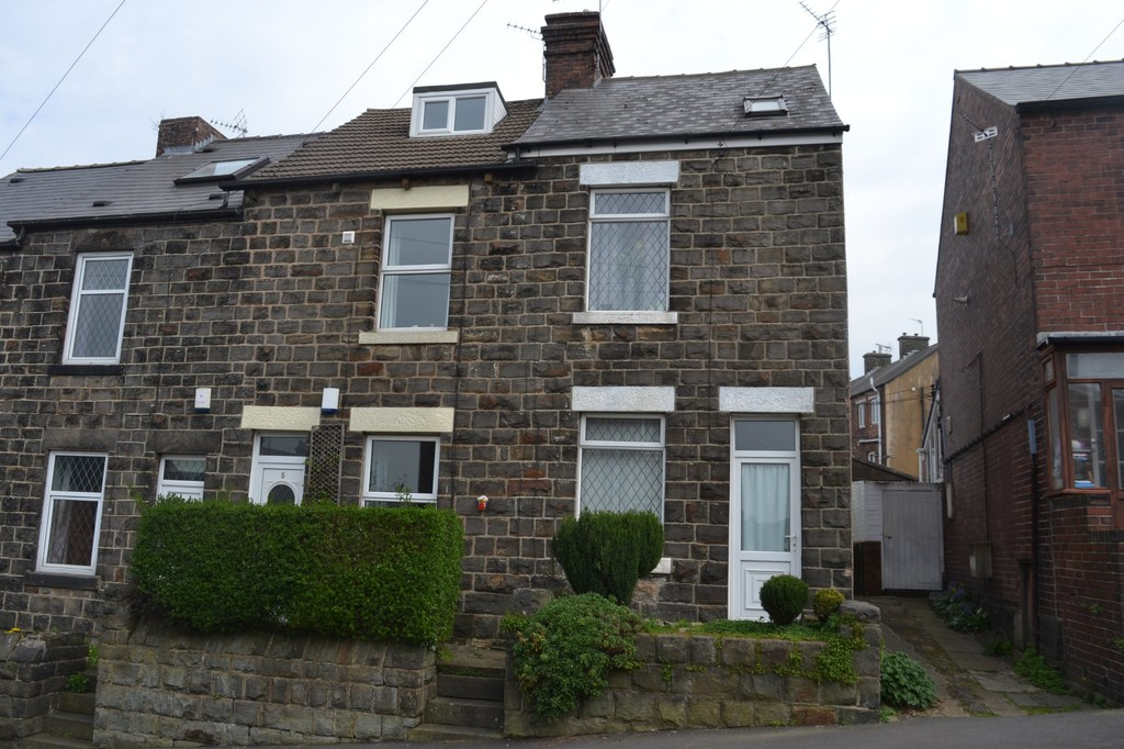 Two Bedroom Stone Fronted End Terrace for sale in Stocksbridge, Sheffield, S3