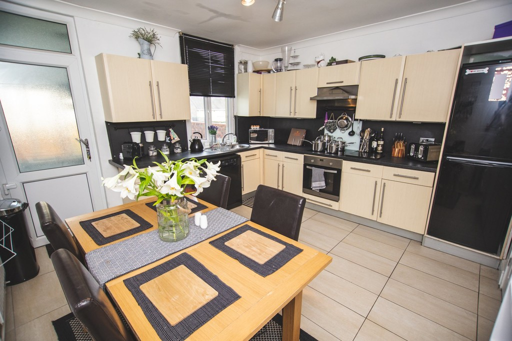 Two Bedroom Mid Terraced House for sale in High Green, Sheffield, S3