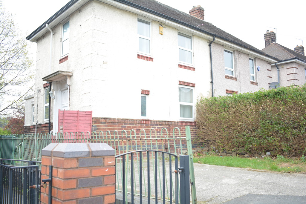 Two bedroomed semi detached home for rent in , Sheffield, S5