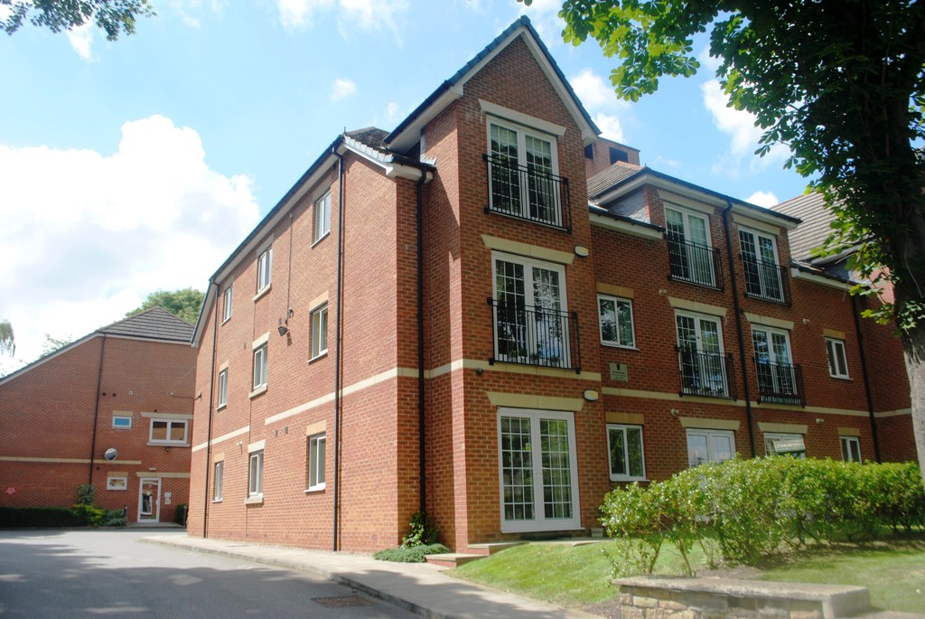 Two Bedroom Ground Floor Apartment for sale in High Green, Sheffield, S3