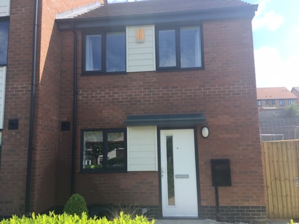 TWO BED SEMI DETACHED for rent in Edlington, Doncaster, DN
