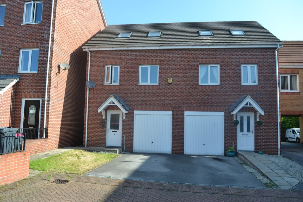 Three Bedroom Semi Detached for sale in Maltby, Rotherham , S6