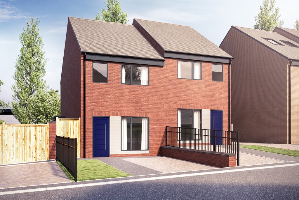 Shared Ownership for sale in Rawmarsh, Rotherham, S6