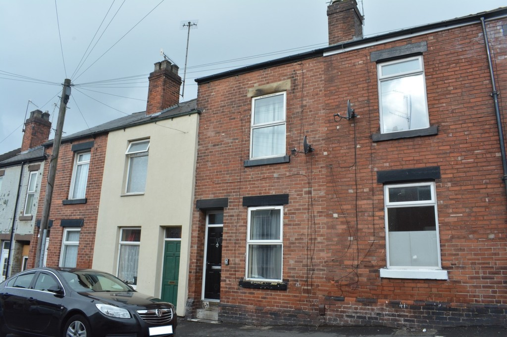 Mid-Terraced Property for sale in , Sheffield, S5