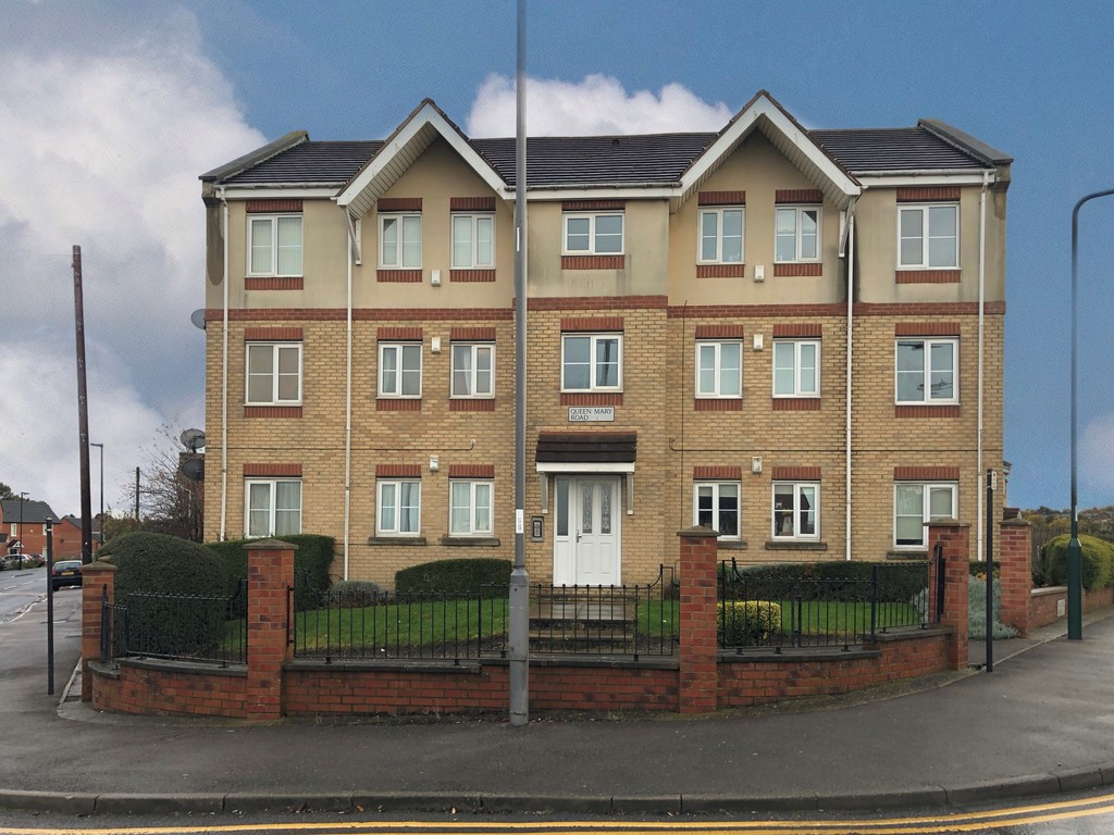 **Three Bedroom Apartment** for sale in , Sheffield, S2