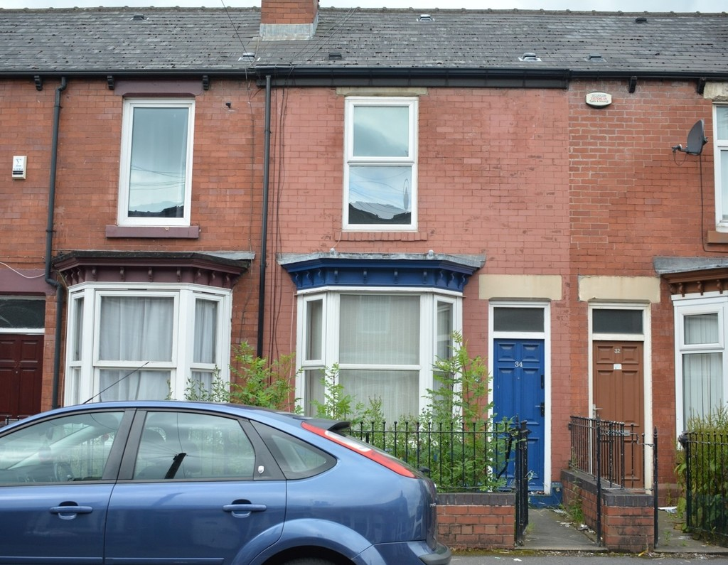 Two Bed Mid-Terrace  for sale in Tinsley, Sheffield, S9