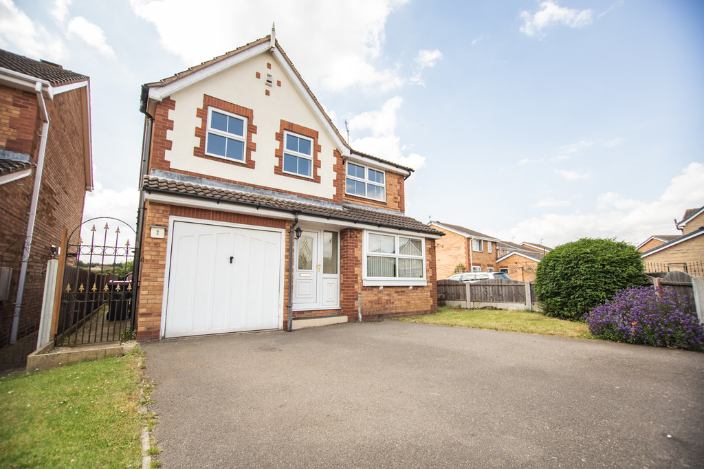 Four Bedroom Detached Family Residence for sale in Maltby, Rotherham, S6