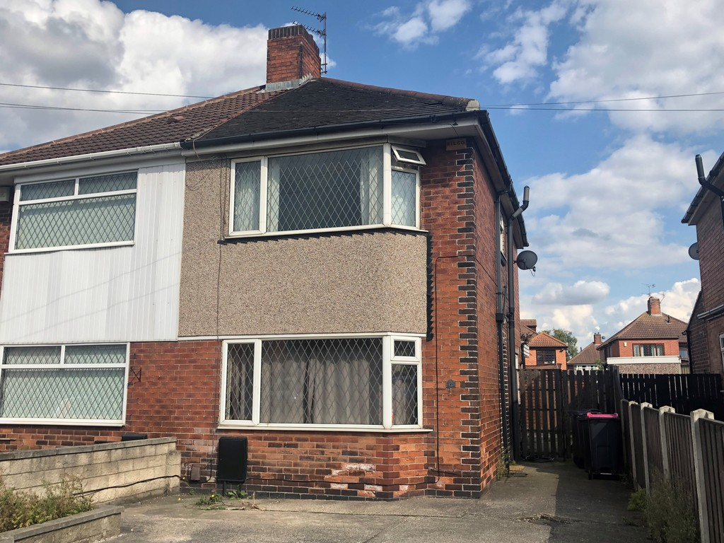 Extended Two Bedroom Semi Detached Home for sale in Brinsworth, Rotherham, S6