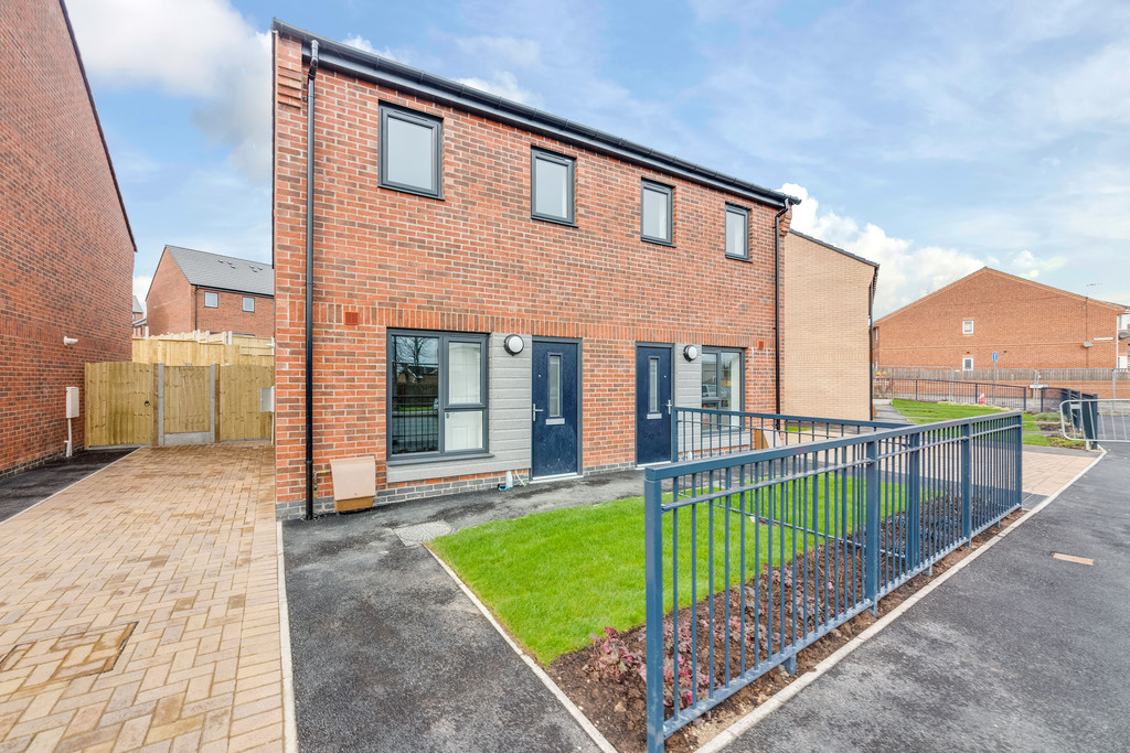 Three Bedroom Semi Detached Home for sale in Rawmarsh, Rotherham, S6