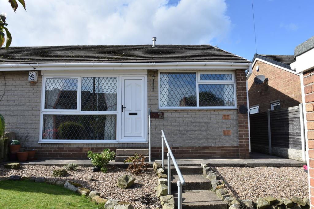 Two Bedroom Semi Detached Bungalow for sale in Ravenfield, Rotherham, S6