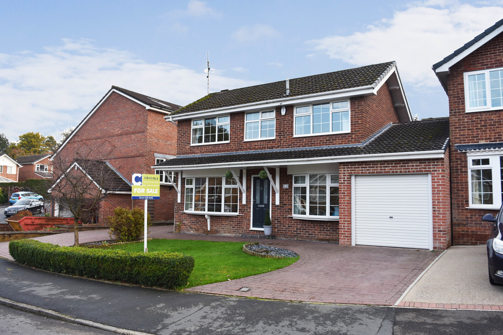 4 BED EXTENDED DETACHED FAMILY HOME for sale in Chapeltown, Sheffield, S3