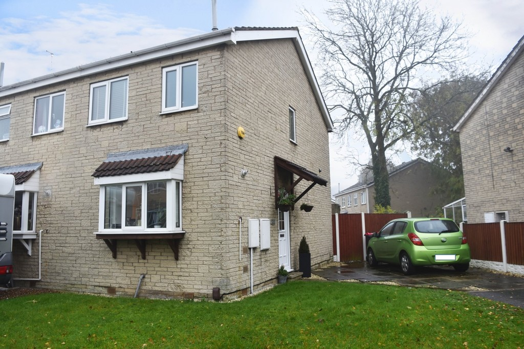 Two Bedroom Semi Detached Home for sale in Scholes, Rotherham, S6