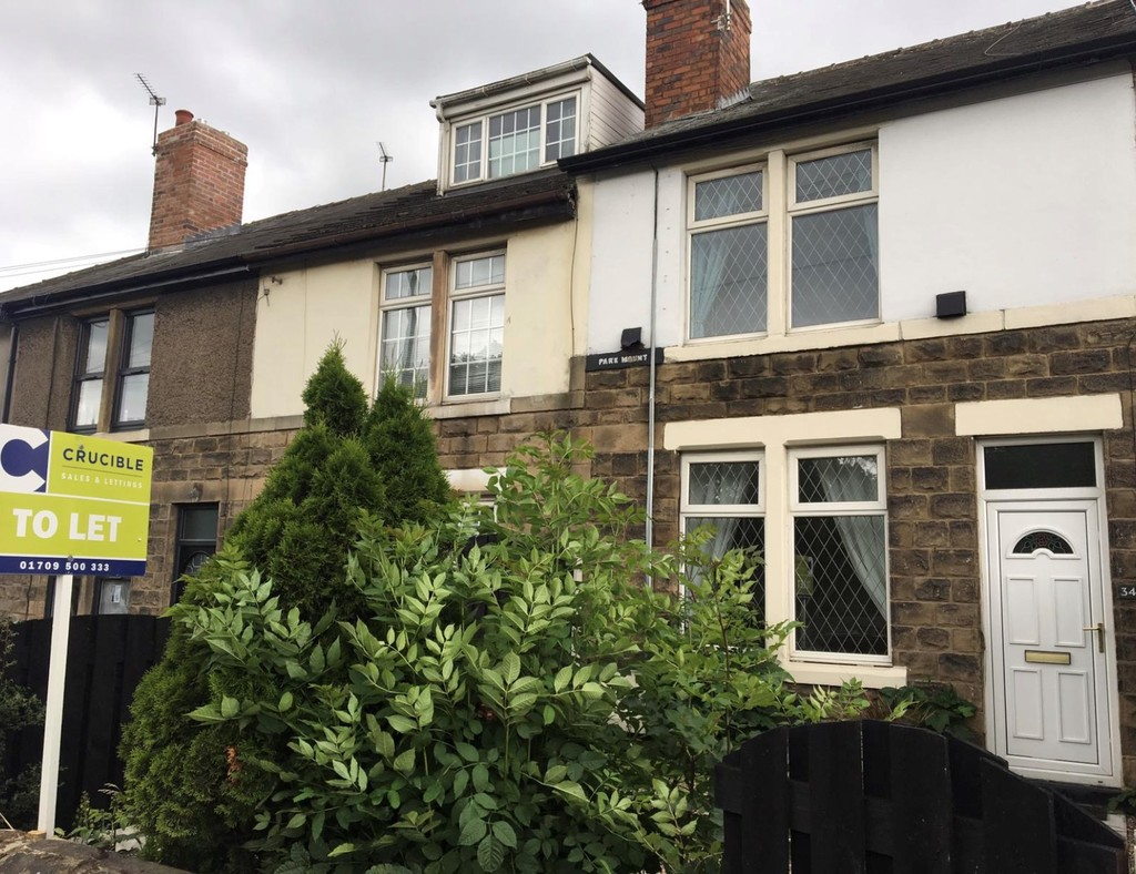 Sought after location for rent in Bramley, Rotherham, S6