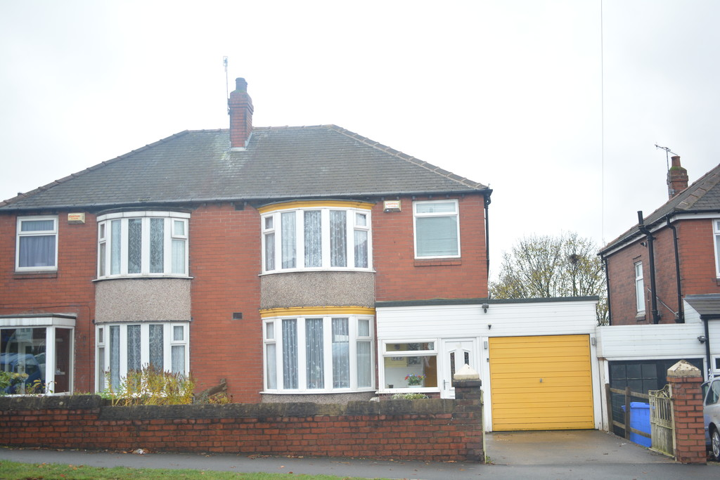 Semi Detached Three Bedroom Home for sale in , Sheffield, S5
