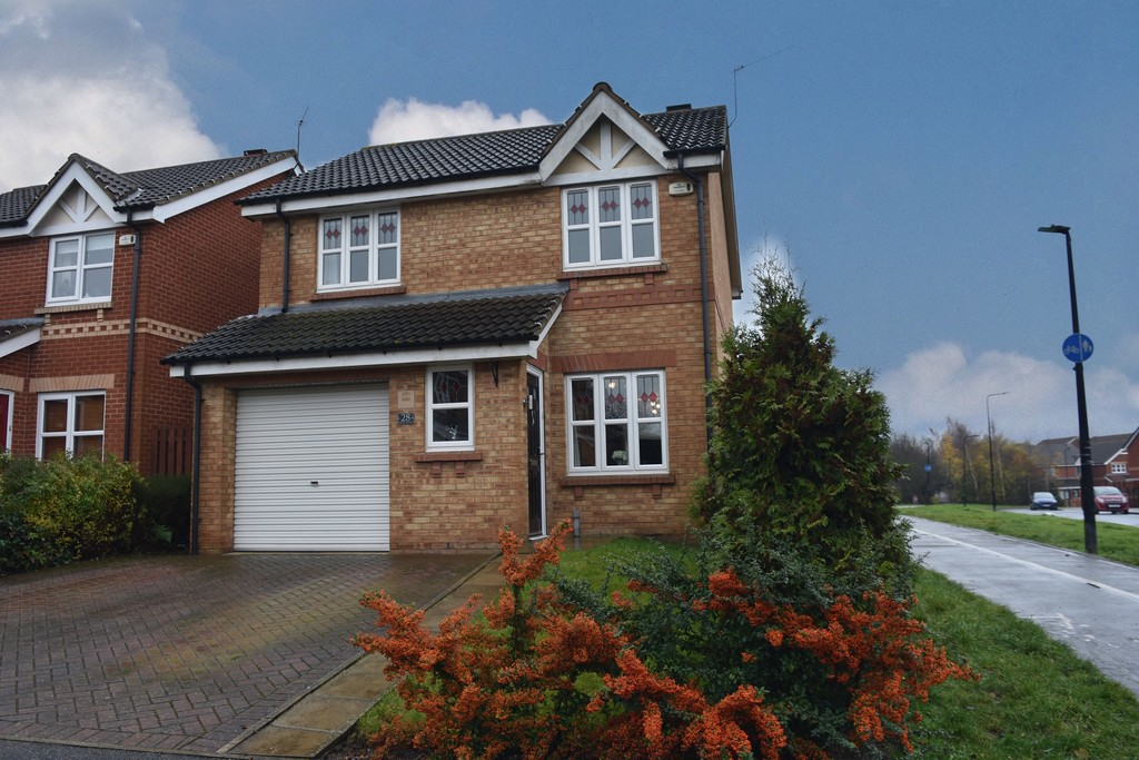 Three Bedroom Detached Home for sale in Sunnyside, Rotherham, S6
