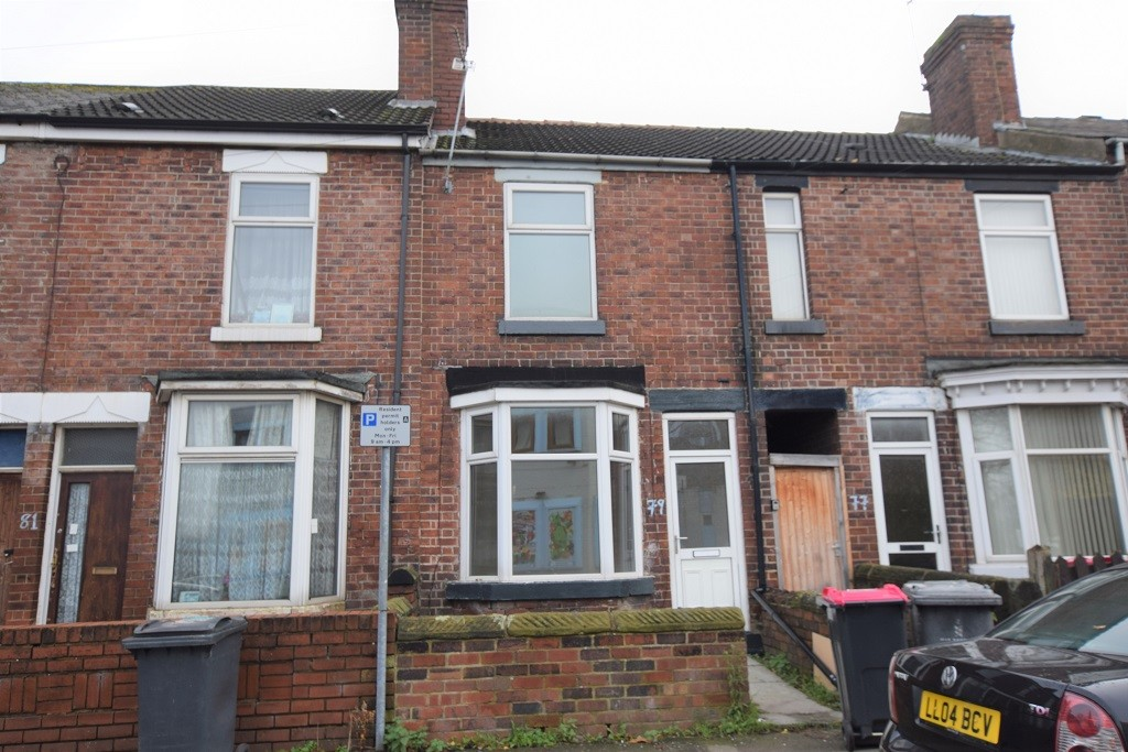 Two Bedroom Terraced Home for rent in , Rotherham, S6